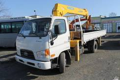 Hyundai HD78. с КМУ Soosan 333/335 2012 года Новый, 3 907куб. см., 4x2. Под заказ