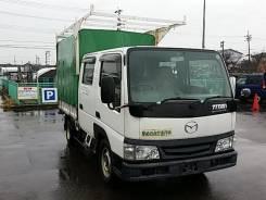 Mazda Titan. 2х кабинник с двигателем WL, под птс, 2 500 куб. см., 1 000 кг. Под заказ