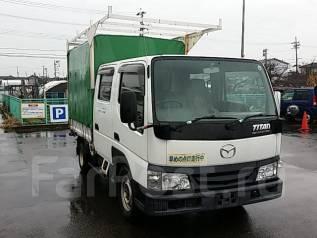 Mazda Titan. 2х кабинник с двигателем WL, 4вд! под птс, 2 500 куб. см., 1 000 кг. Под заказ