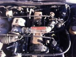 Двигатель. Toyota Chaser, LX90 Двигатель 2LTE