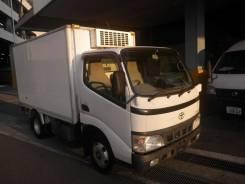 Toyota Dyna. рефрижератор, 2 тонны, рама BU306, двигатель 4B, под птс, 3 700 куб. см., 2 000 кг. Под заказ