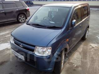 Mitsubishi eK-Wagon. автомат, передний, 0.7 (50 л.с.), бензин, 66 000 тыс. км