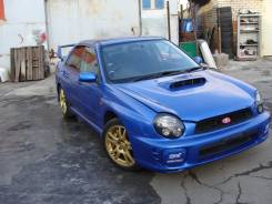 Subaru Impreza WRX STI. GDB, EJ207