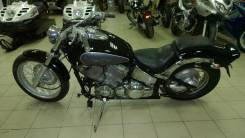 Yamaha XVS 400. 402 куб. см., исправен, птс, без пробега