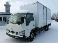 Nissan Diesel. Промтоварный мебельный фургон ., 4 777 куб. см., 4 000 кг.