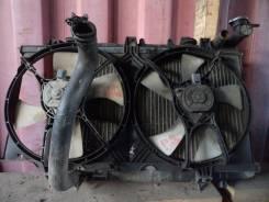 Вентилятор охлаждения радиатора. Nissan: Sunny California, 100NX, Pulsar, Sunny, Avenir, Primera, March, AD, Almera, Rasheen, Lucino, Wingroad Двигате...