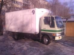 Hino Ranger. Продаётся грузовик 1996г. В отличном тех. И косметическом, 6 700 куб. см., 5 000 кг.