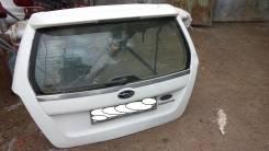 Крышка багажника. Subaru Forester