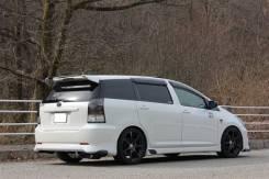 Порог пластиковый. Toyota Wish, ANE11W, ZNE14G, ANE10G, ZNE10G Двигатели: 1AZFSE, 1ZZFE, 1AZFSED4