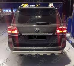 Защита стоп-сигналов. Toyota Land Cruiser, URJ202W, UZJ200W