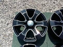 Комплект красивых дисков R16 GPO motoring в отличном состоянии. 6.5x16, 6x139.70, ET37