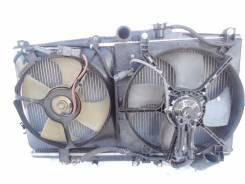 Радиатор охлаждения двигателя. Honda Torneo, LA-CF5, GH-CF5, GF-CF5, E-CF5 Honda Accord, CF5, GF-CF6, LA-CF6, GH-CF5, GH-CH9, E-CF6, CF4, GF-CF7, GF-C...