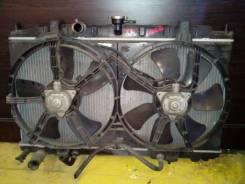 Радиатор охлаждения двигателя. Nissan: Bluebird Sylphy, Wingroad / AD Wagon, Sunny, AD, Almera, Wingroad Двигатель QG15DE
