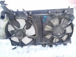 Радиатор охлаждения двигателя. Honda Jazz Honda Fit, GD3, GD2, GD1, UA-GD4, CBA-GD4, UA-GD2, DBA-GD2, UA-GD3, DBA-GD1, DBA-GD4, DBA-GD3, CBA-GD3, UA-G...