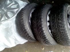 Продам колёса на 15 стояли на Рено сандеро
