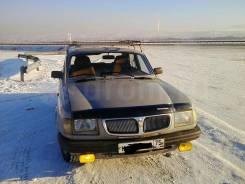 ГАЗ Волга. механика, задний, 2.4 (90 л.с.), бензин, 98 000 тыс. км