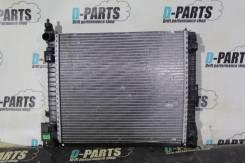 Радиатор охлаждения двигателя. Nissan Note Двигатель HR12DDR