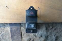 Кнопка включения аварийной сигнализации. Toyota Corolla, AE104, EE107, AE102, AE100, CE109, EE105, EE103, EE101, AE103, EE108, CE100, CE104, AE101, CE...