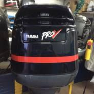 Yamaha. 200,00л.с., 2х тактный, бензин, нога L (508 мм), Год: 2005 год. Под заказ