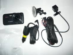 Видеорегистратор c двумя камерами. Под заказ