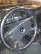 Руль. Mercedes-Benz 190, W201, W124 Mercedes-Benz E-Class, W124 Mercedes-Benz W201