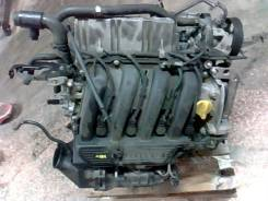 K4J713 ДВС Renault Symbol/Klio III 2008г, 1,4L 98ps