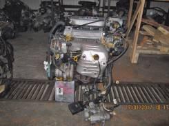 Двигатель. Toyota Nadia Toyota Vista, SV50 Двигатель 3SFSE D4
