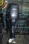 Yamaha. 40,00л.с., 4х тактный, бензин, нога L (508 мм), Год: 2014 год