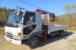 Mitsubishi Fuso. Продается грузовик с манипулятором , 8 200 куб. см., 5 000 кг.