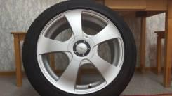 Комплект колес Bridgestone Potenza RFT 225х45х17. 7.0x17 5x100.00, 5x114.30 ET55