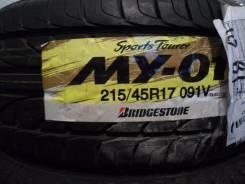 Bridgestone Sports Tourer MY-01. Летние, 2011 год, без износа, 1 шт