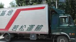 Nissan Diesel Condor. Продаю грузовик 1992 г/в, 6 900 куб. см., 3 150 кг.