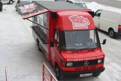 Mercedes-Benz 308D. Продаётся Фудтрак (Еда на колёсах), 2 300 куб. см., 1 300 кг.