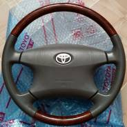 Руль. Toyota: Hilux Surf, Land Cruiser, Land Cruiser Prado, Brevis, Allion, Alphard, Aristo, Avensis, Avensis Verso, Picnic Verso / Avensis Verso, Cam...