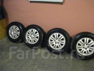 Продам колёса. 6.0x16 5x114.30 ET46 ЦО 67,0мм.