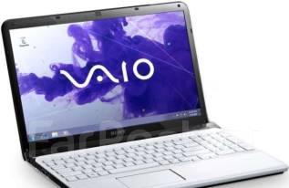 "Sony VAIO SVE151J11V. 15.4"", 2 400,0ГГц, ОЗУ 4096 Мб, диск 500 Гб, WiFi, Bluetooth, аккумулятор на 6 ч."