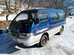 Hyundai Grace. механика, задний, 2.5 (85 л.с.), дизель, 200 тыс. км