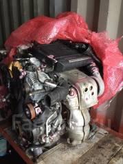 Двигатель. Toyota Caldina, ST215W Двигатель 3SGTE