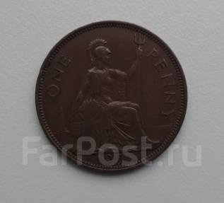1 пенни, 1937 года