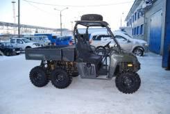 Polaris Ranger 800. исправен, есть птс, с пробегом
