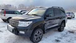 Toyota Land Cruiser. автомат, 4wd, 4.5 (196 л.с.), дизель, 140 000 тыс. км