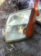 Фара. Honda Mobilio, GB1 Двигатель L15A