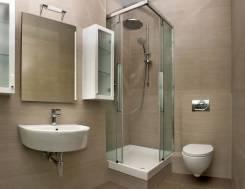 Ванные комнаты под ключ. Качество.