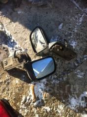 Зеркало заднего вида боковое. Honda Mobilio, GB1 Двигатель L15A