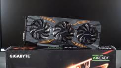 Gigabyte GeForce GTX1070 G1 Gaming Новая видеокарта с гар нагод