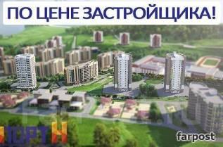 2-комнатная, улица Сочинская 7. Патрокл, проверенное агентство, 62 кв.м. Дизайн-проект