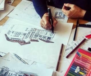 Нужен проект дома? Архитектура - эскизные и рабочие проекты - звоните!