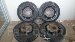 Грузовые колёса 155/13LT. 4.0x13 6x170.00 ЦО 135,0мм.