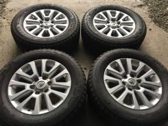 Bridgestone Blizzak DM-V2. Всесезонные, 2015 год, износ: 10%, 4 шт