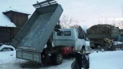 ГАЗ 3302. Газель самосвал, 2 400 куб. см., 2 000 кг.